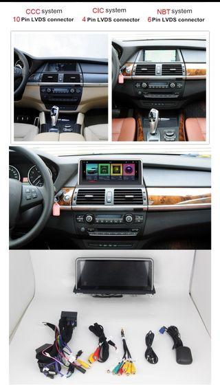 pantalla táctil android para BMW X5-X6(E70-E71)