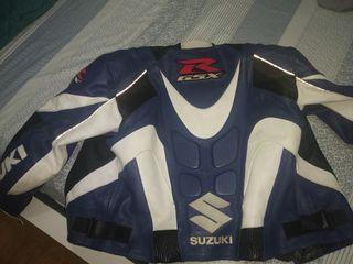 chaqueta moto Suzuki