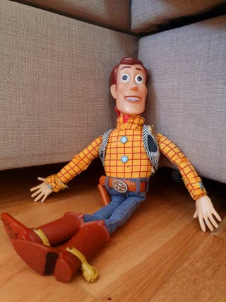 Woody with hat