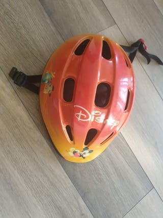 casco bici Disney