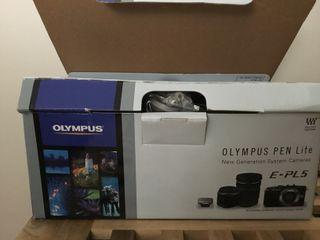 Cámara de fotos OLYMPUS PEN lite E-PL5