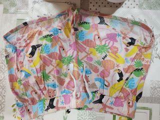 pantalon corto niña Zara talla 9/10 años