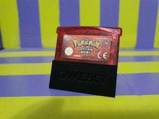 Pokemon Rubi para game boy advance