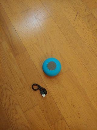 altavoz Bluetooth inalámbrico ducha