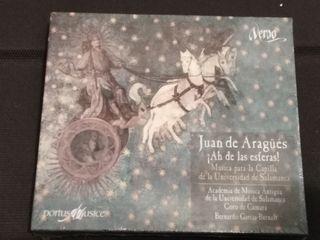 """""""Ah de las esferas"""" de Juan de Aragüés (nuevo)"""