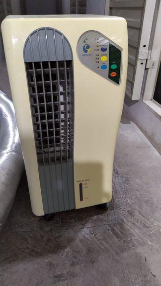 Acondicionador de aire local