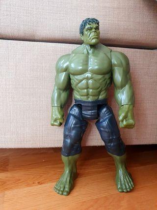 Hulk ( 30cm) with ship