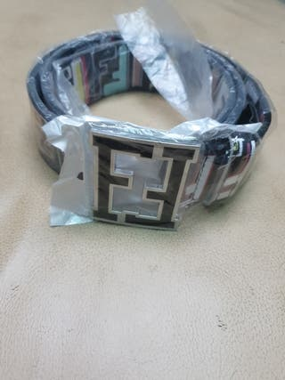 mens fendi belt