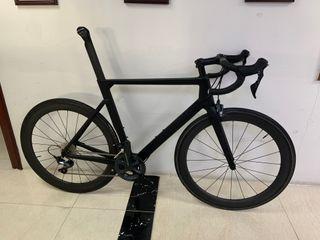 Bicicleta carretera aero