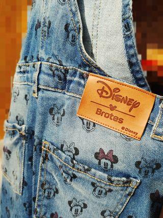 peto brotes de niña Disney