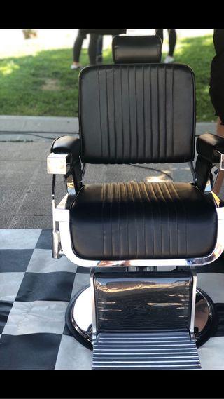 Moviliario de peluqueria