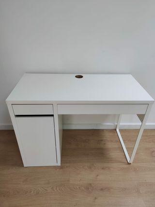 Escritorio IKEA Micke blanco