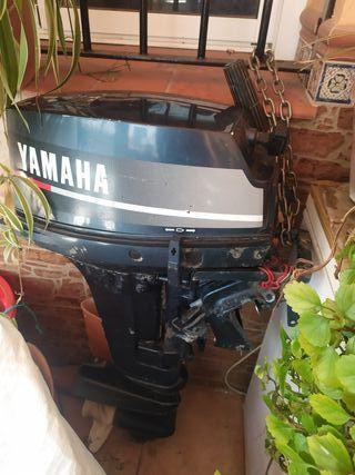 motor fueraborda yamaha 9,9