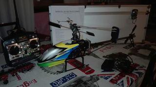 Helicoptero de Radio Control