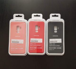 Funda Original Samsung S9 Plus de silicona