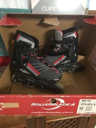 Patines en linea Rollerblade