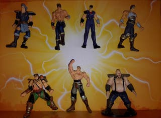MINIATURAS FIST OF THE NORTH STAR HOKUTO NO KEN