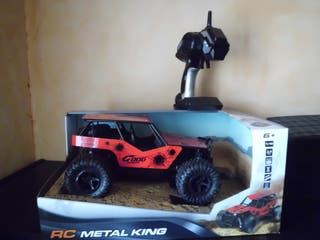 RADIO CONTROL METAL KING