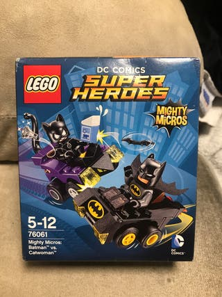 Lego SuperHero Batman Vs Joker