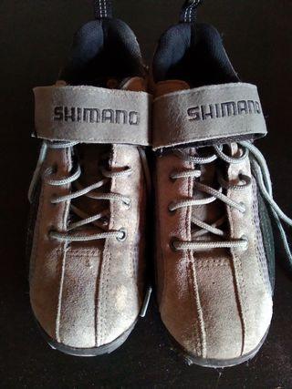 Zapatillas Shimano SPD