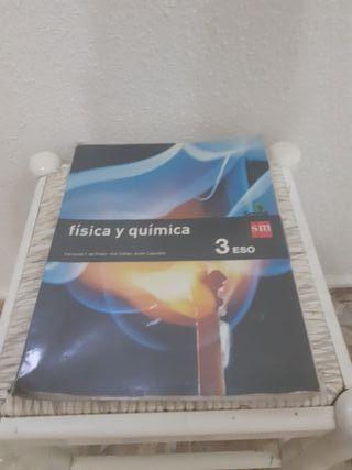 Libro física y química 3 eso editorial sabia sm
