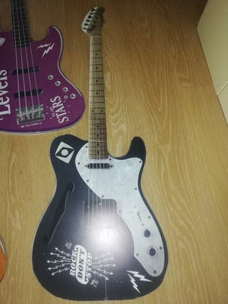 guitarra decorativa