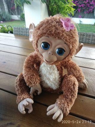 Mono juguetes