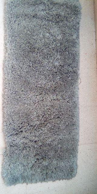 alfombra de pelo