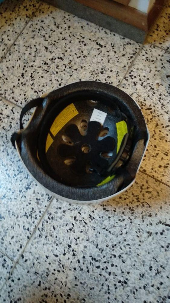 casco bicicleta R2D2