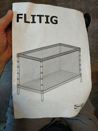 Cuna Flitig Ikea