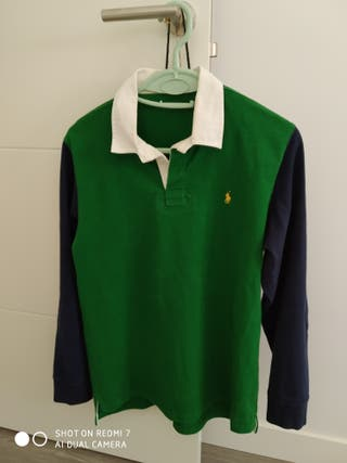 Polo manga larga Ralph Lauren