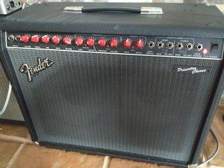 Amplificador sólido Fender Princeton Chorus