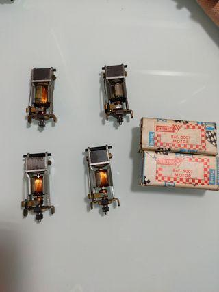 Motores scalextric