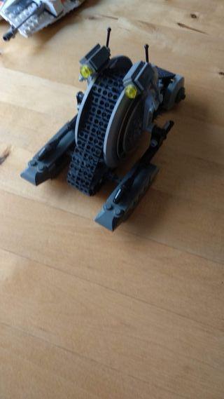 Tanque Star wars nr n99 Lego