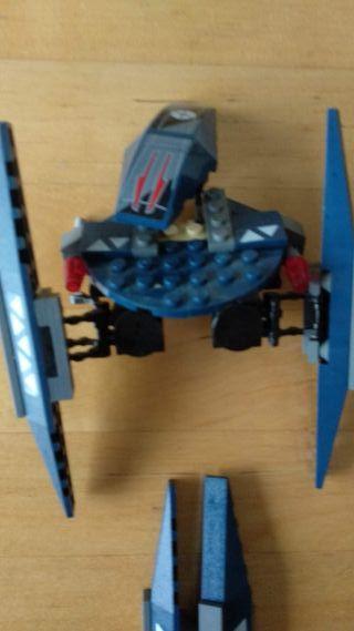 Vulture droid star wars Lego version Kit Ahsoka