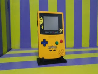 Game Boy Color edicion Pikachu