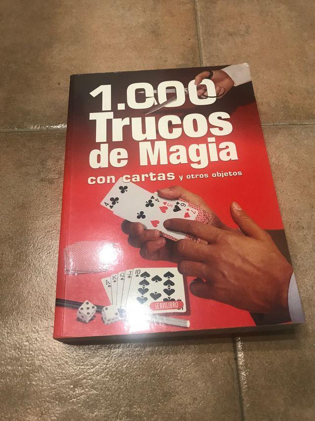 1.000 Trucos de magia con cartas y otros objetos