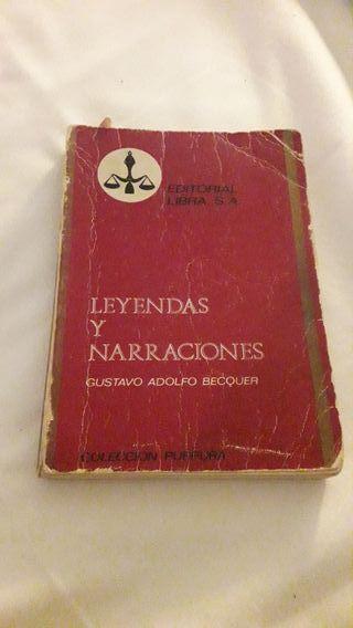 Gustavo Adolfo Becquer - Leyendas y Narraciones