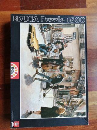 puzzle 1500 piezas Nueva Orleans