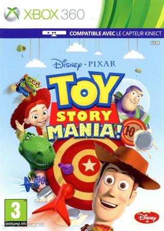 TOY STORY MANIA XBOX 360