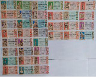 Loteria año 1967