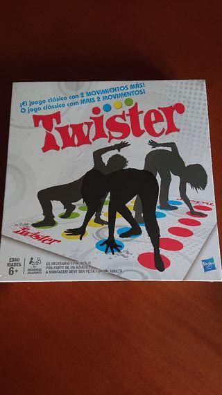 Twister juego mesa