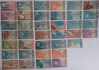 Lotería año 1964
