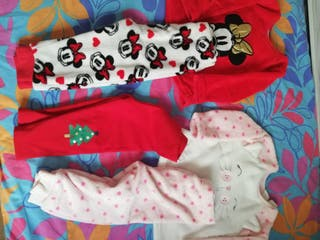 pijamas niña. 2años