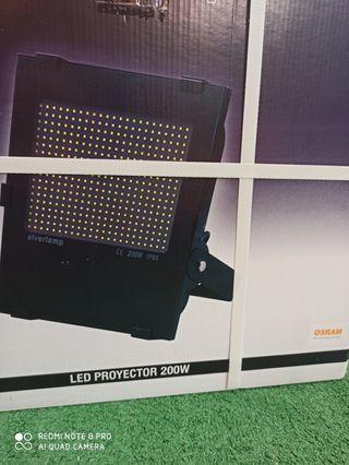 Foco Led proyector 200 watios OSRAM alverlamp
