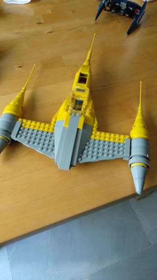 Naboo Fighter de Lego Star wars