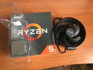 AMD Ryzen 5 3400G (Wraith Spire) 4.2Ghz Socket AM4