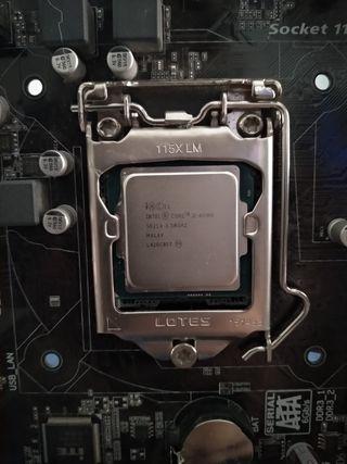 Procesador i5 más placa