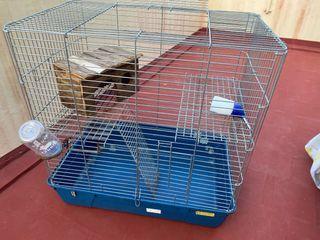 Jaula grande ratones, conejos etc .