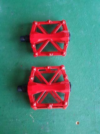 Pedales BMX